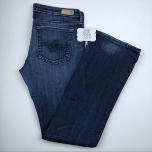 Ag Adriano Goldschmied Olivia Skinny Bootcut Jean